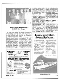 Maritime Reporter Magazine, page 39,  Feb 15, 1981 South Carolina