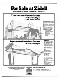 Maritime Reporter Magazine, page 48,  Feb 15, 1981 A.D. Canulette , Jr.