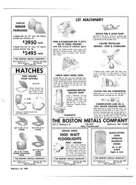 Maritime Reporter Magazine, page 53,  Feb 15, 1981 United States Navy