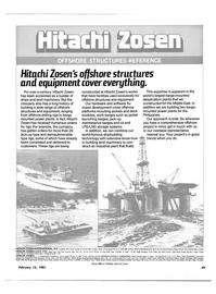 Maritime Reporter Magazine, page 57,  Feb 15, 1981