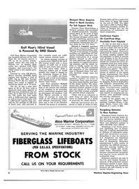 Maritime Reporter Magazine, page 4,  Feb 15, 1981