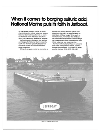 Maritime Reporter Magazine, page 4th Cover,  Feb 15, 1981