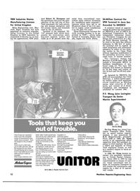 Maritime Reporter Magazine, page 10,  Mar 15, 1981 Engelbrecht