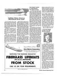 Maritime Reporter Magazine, page 12,  Mar 15, 1981 Texas