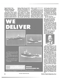 Maritime Reporter Magazine, page 20,  Mar 15, 1981 Indiana