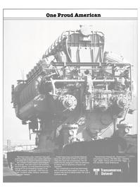 Maritime Reporter Magazine, page 25,  Mar 15, 1981 Transamerica Delaval Inc.