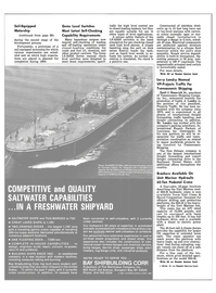 Maritime Reporter Magazine, page 26,  Mar 15, 1981