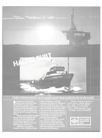 Maritime Reporter Magazine, page 35,  Mar 15, 1981