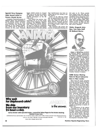 Maritime Reporter Magazine, page 36,  Mar 15, 1981 Walter Gregorek Joins