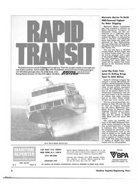 Maritime Reporter Magazine, page 2,  Mar 15, 1981 Alaska