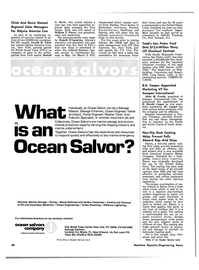Maritime Reporter Magazine, page 38,  Mar 15, 1981