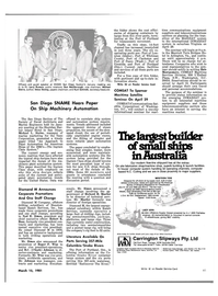 Maritime Reporter Magazine, page 39,  Mar 15, 1981