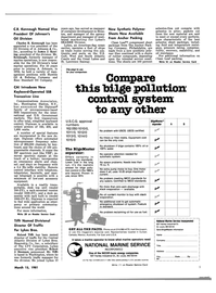 Maritime Reporter Magazine, page 3,  Mar 15, 1981 New York