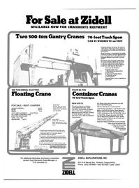 Maritime Reporter Magazine, page 52,  Mar 15, 1981 A.D. Canulette , Jr.