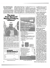 Maritime Reporter Magazine, page 16,  Apr 1981 New Jersey