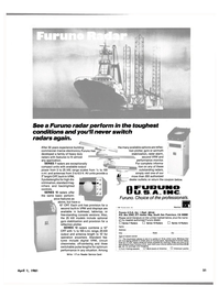 Maritime Reporter Magazine, page 19,  Apr 1981 Larry Winborg