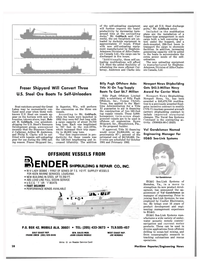 Maritime Reporter Magazine, page 26,  Apr 1981 Florida