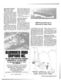 Maritime Reporter Magazine, page 30,  Apr 1981 Oregon