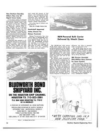 Maritime Reporter Magazine, page 30,  Apr 1981 Oregon