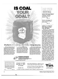 Maritime Reporter Magazine, page 2,  Apr 1981