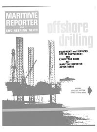 Maritime Reporter Magazine, page 45,  Apr 1981