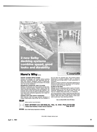 Maritime Reporter Magazine, page 51,  Apr 1981 United States Navy