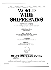 Maritime Reporter Magazine, page 53,  Apr 1981 South Africa