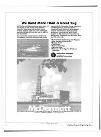 Maritime Reporter Magazine, page 58,  Apr 1981 Louisiana