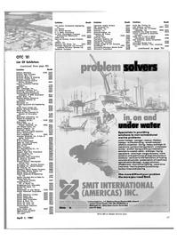 Maritime Reporter Magazine, page 65,  Apr 1981