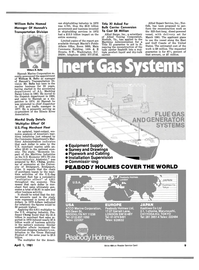 Maritime Reporter Magazine, page 7,  Apr 1981 Virginia