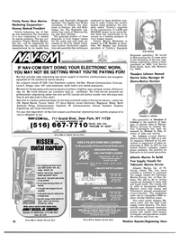 Maritime Reporter Magazine, page 8,  Apr 15, 1981 Pennsylvania