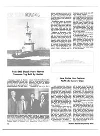 Maritime Reporter Magazine, page 10,  Apr 15, 1981