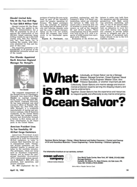 Maritime Reporter Magazine, page 17,  Apr 15, 1981 Texas