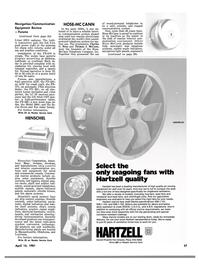 Maritime Reporter Magazine, page 25,  Apr 15, 1981