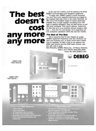 Maritime Reporter Magazine, page 26,  Apr 15, 1981 satellite navigation
