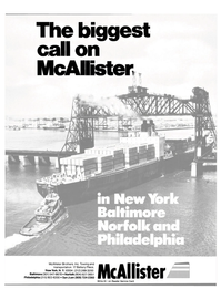 Maritime Reporter Magazine, page 1,  Apr 15, 1981 McAllister Brothers Inc.