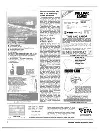 Maritime Reporter Magazine, page 2,  Apr 15, 1981 Dubai