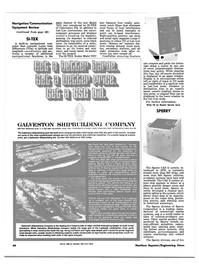 Maritime Reporter Magazine, page 42,  Apr 15, 1981
