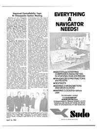 Maritime Reporter Magazine, page 3,  Apr 15, 1981