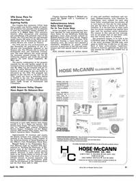 Maritime Reporter Magazine, page 49,  Apr 15, 1981