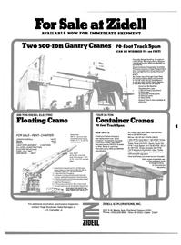 Maritime Reporter Magazine, page 60,  Apr 15, 1981 A.D. Canulette , Jr.