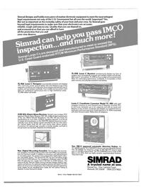 Maritime Reporter Magazine, page 70,  Apr 15, 1981