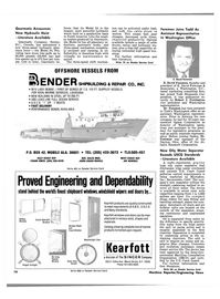 Maritime Reporter Magazine, page 12,  May 1981
