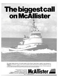 Maritime Reporter Magazine, page 1,  May 1981