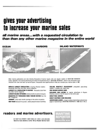 Maritime Reporter Magazine, page 37,  May 1981