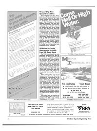 Maritime Reporter Magazine, page 2,  May 1981