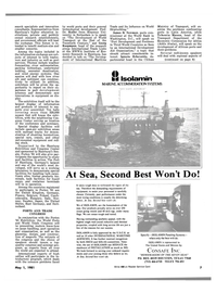 Maritime Reporter Magazine, page 5,  May 1981