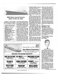 Maritime Reporter Magazine, page 12,  May 15, 1981 New York