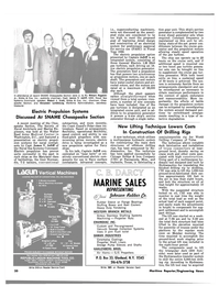 Maritime Reporter Magazine, page 18,  May 15, 1981 Maryland