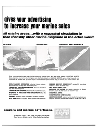 Maritime Reporter Magazine, page 35,  May 15, 1981 marine advertising